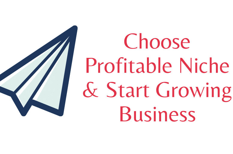 You are currently viewing Choose Profitable Niche & Start Growing Business